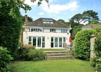 Thumbnail 4 bedroom detached house for sale in Elgin Road, Parkstone, Poole