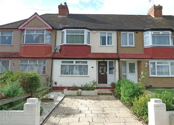 Thumbnail 3 bed terraced house to rent in Worcester Gardens, Greenford, Middlesex
