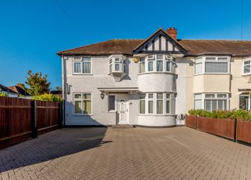 Thumbnail 5 bed end terrace house for sale in Oliver Road, New Malden