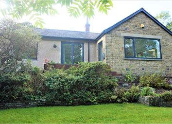 Thumbnail 3 bed detached bungalow for sale in Halifax Road, Triangle, Sowerby Bridge