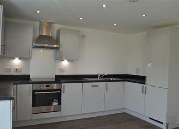 Thumbnail 2 bed flat to rent in Lett Lane, Castle Hill, Ebbsfleet Valley, Swanscombe