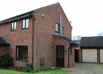 Thumbnail 2 bed semi-detached house to rent in Deepdale, Brundall, Norwich