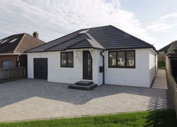 Thumbnail 3 bed detached bungalow for sale in Barton Drive, Barton On Sea, New Milton
