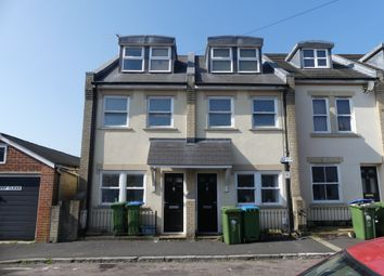 Thumbnail 3 bedroom town house to rent in Dover Street, Southampton