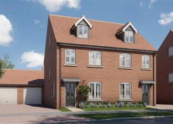 Thumbnail 3 bed terraced house for sale in Worcester Street, Aylesbury