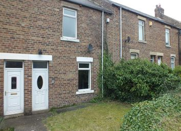 Thumbnail 2 bedroom terraced house to rent in Edith Terrace, Whickham, Newcastle Upon Tyne