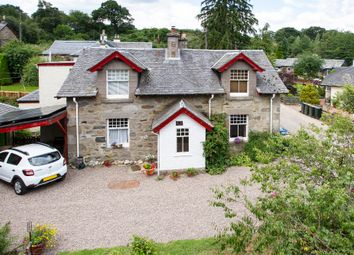 Thumbnail 3 bed semi-detached house for sale in Grandtully, Aberfeldy