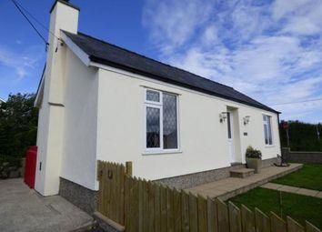 Thumbnail 3 bed bungalow for sale in Dinas, Pwllheli, Gwynedd