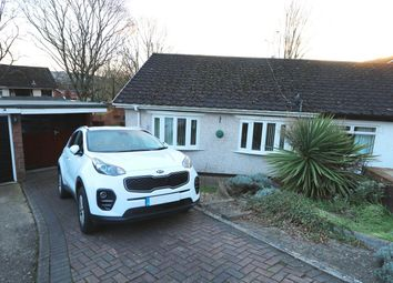Thumbnail 2 bed semi-detached bungalow for sale in Plane Tree Close, Caerleon, Newport