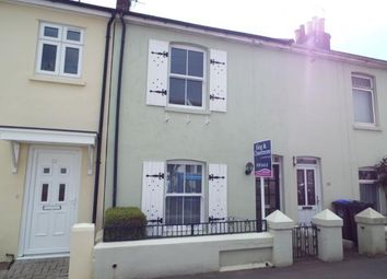 Thumbnail 2 bed terraced house for sale in St. Dunstans Road, Worthing, West Sussex