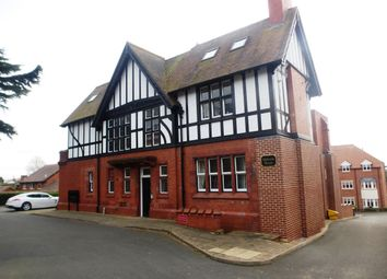 Thumbnail 1 bedroom flat to rent in Oaklands Court, Battenhall Road, Worcester