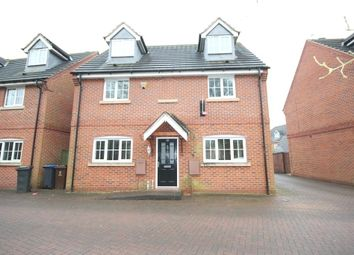 Thumbnail 4 bed detached house for sale in Millbrook Gardens, Blythe Bridge, Stoke-On-Trent