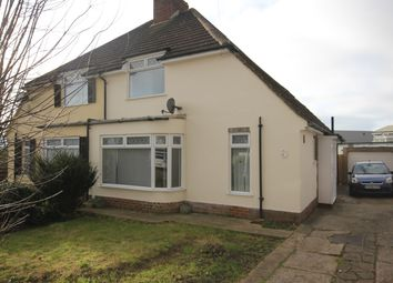 Thumbnail 3 bed semi-detached house to rent in The Gardens, Portslade