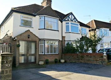 Thumbnail 3 bed semi-detached house to rent in Leggatts Close, Watford, Hertfordshire