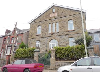 Thumbnail 4 bed detached house for sale in Duffryn Street, Ferndale