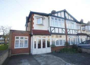 Thumbnail 4 bed property for sale in Normanshire Drive, London