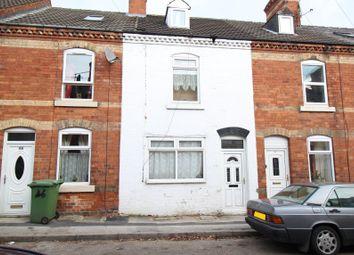 Thumbnail 2 bed terraced house for sale in 44 John Street, Worksop, Nottinghamshire