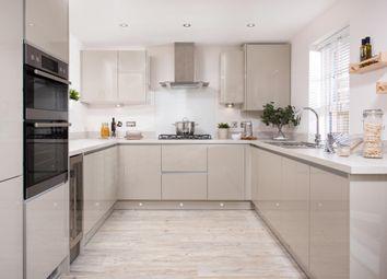 "Thumbnail 4 bedroom detached house for sale in ""Kingsley"" at Holme Way, Gateford, Worksop"
