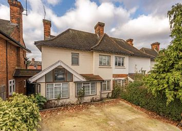 4 bed semi-detached house for sale in Old Oak Road, London W3