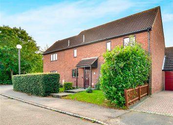 Thumbnail 5 bedroom link-detached house for sale in Alverton, Great Linford, Milton Keynes
