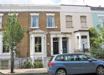 Thumbnail 1 bed flat for sale in Nevill Road, London