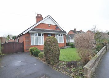 Thumbnail 3 bed detached bungalow for sale in Stones Lane, Skellingthorpe Road, Lincoln