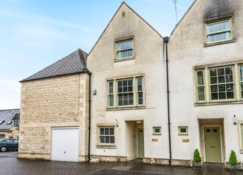 Thumbnail 3 bedroom terraced house for sale in Bingham Close, Cirencester