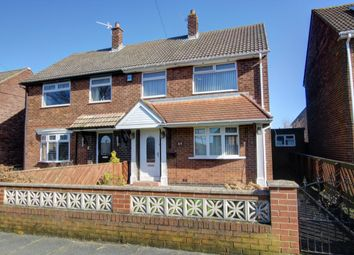 Thumbnail 2 bed semi-detached house for sale in Abbey Drive, Houghton Le Spring