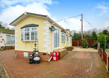 Thumbnail 2 bedroom bungalow for sale in Bartington Hall Park, Warrington Road, Bartington, Northwich
