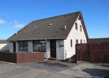 Thumbnail 1 bed terraced house for sale in Scorguie Drive, Inverness