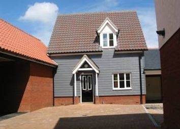 Thumbnail 2 bed link-detached house to rent in Woodlark Drive, Stowmarket, Suffolk