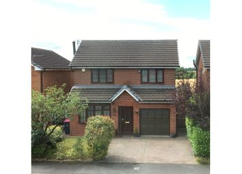 Thumbnail 5 bed detached house for sale in Vicars Hall Gardens, Manchester