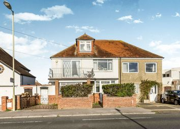 Thumbnail 5 bedroom semi-detached house for sale in Marine Parade East, Lee-On-The-Solent