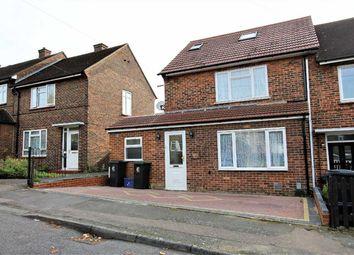 Thumbnail 4 bedroom terraced house for sale in Bushfields, Loughton, Essex