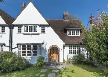 Thumbnail 4 bed semi-detached house to rent in Bigwood Road, Hampstead Garden Suburb