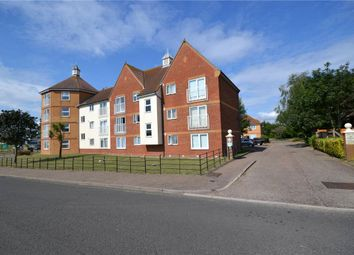 Thumbnail 2 bedroom flat for sale in Marina Point, West Road, Clacton-On-Sea