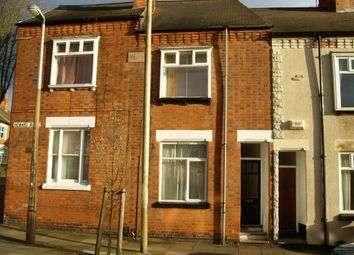 Thumbnail 4 bed terraced house to rent in Howard Road, Clarendon Park, Leicester