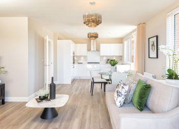 "Thumbnail 2 bed flat for sale in ""Oakwell House"" at Samborne Drive, Wokingham"