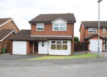 Thumbnail 4 bed property to rent in Coleshill Close, Redditch