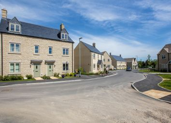 """Thumbnail 4 bed semi-detached house for sale in """"The Marston"""" at Cirencester Road, Fairford"""