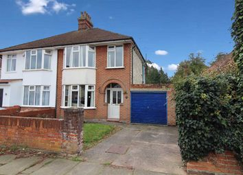 Thumbnail 3 bed semi-detached house for sale in Medway Road, Ipswich