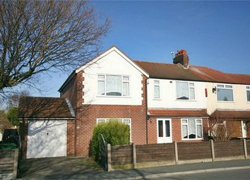Thumbnail 4 bed semi-detached house for sale in Park Road, Great Sankey, Warrington