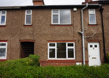 Thumbnail 3 bed semi-detached house for sale in Carter Road, Stoke, Coventry