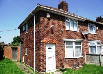 Thumbnail 2 bedroom end terrace house for sale in Adcote Road, Dovecot, Liverpool
