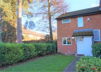 Thumbnail 2 bed end terrace house for sale in Hamble Walk, Woking