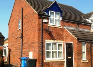 Thumbnail 2 bed semi-detached house to rent in Ferrymeadows Park, Kingswood, Hull, East Yorkshire
