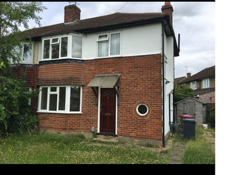 Thumbnail 3 bed semi-detached house to rent in Chiltern Road, Caversham