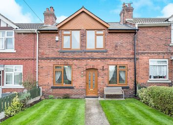 Thumbnail 3 bed terraced house for sale in Sandy Lane, Thurcroft, Rotherham