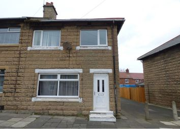 Thumbnail 3 bed terraced house to rent in King Georges Road, Newbiggin-By-The-Sea
