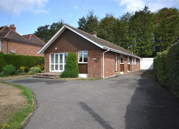 Thumbnail 3 bed detached bungalow for sale in Silchester Road, Bramley, Tadley